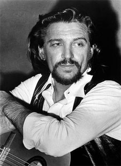 The Great Waylon Jennings so very handsome