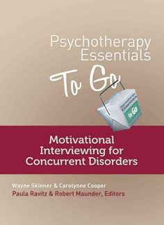 Motivational Interviewing for Concurrent Disorders