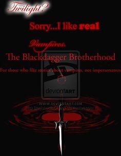 Black Dagger Brotherhood by BanishedInChains.deviantart.com on @deviantART