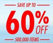 Save up to 60% @ Torpedo7! - Free Samples Australia
