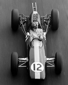 1964 Jim Clark, Team Lotus, Lotus 25 Climax