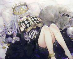 I..I..I am your princess...so you must listen to me!!!!