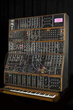 MATRIXSYNTH: 50th Anniversary of the Moog Modular Synthesizer -...