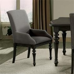 Corinne Upholstered Arm Chair I Riverside Furniture