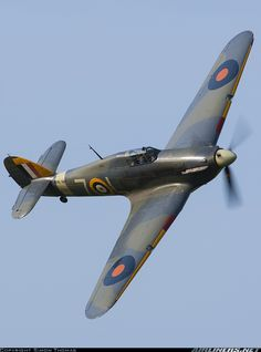 Hawker Sea Hurricane Mk1B aircraft picture