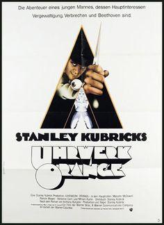 Blu-Ray cover: Star Wars - A New Hope   GD2_Mov(i)e ... A Clockwork Orange Movie Poster Original