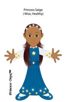 Princess Saige - Become a Princess Contest 2013 Winner