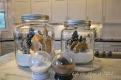 Life & home at 2102: Christmas touches in the Kitchen