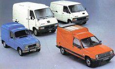 Renault Express: Super Cinq en bleu de travail ! | Boitier Rouge