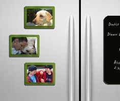 Amazon.com - FridgePIC Magnetic Photo Frame Sets - Picture Frames Magnetic