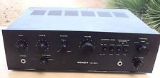 Vintage Classic 1977 HITACHI Stereo Intergrated HA-300 amplifier (high quality)