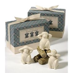 Novelty Soap | Decorative Soap | Animal Soaps | Monkeys | French-Milled | Gianna Rose Atelier®