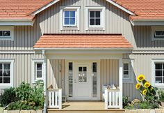 Front Gardens, Future House, New England, Shed, Outdoor Structures, House Design, Outdoor Decor, Front Doors, Home Decor