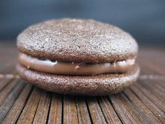 Nutella whoopie pie! I think that I may have died and gone to heaven...