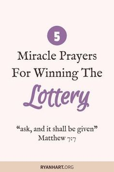 Learn a miracle prayer for winning the lottery jackpot. Say one of these prayers to win big money when you need it most. Prayer Verses, Bible Prayers, Catholic Prayers, Prayer Quotes, Faith Prayer, God Prayer, Deliverance Prayers, Spiritual Prayers, Tea Quotes