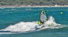 Bellini surf shop, ezzy sails, Mallorca, sa Rapita