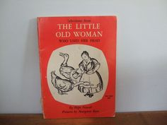 Selections from The Little Old Woman Who Used Her Head by Hope Newell by jessamyjay on Etsy