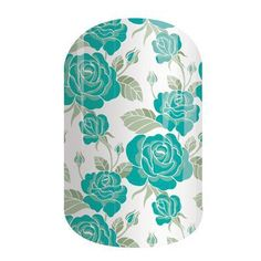 This is one of my absolute favorite designs! #DestinyJN #JamberryNails #GardenPartyJN