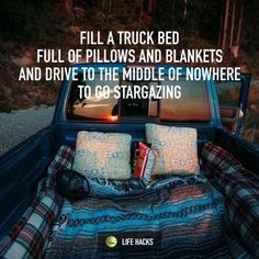 If only we had a truck!