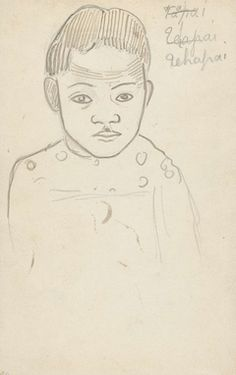 Portret van een jongetje in Tahiti, Paul Gauguin, 1858 - 1903 - Rijksmuseum Paul Gauguin, Gauguin Tahiti, Pick Art, Impressionist Artists, Canvas Paper, Art Moderne, Modern Artists, French Art, Artist Art