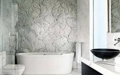 mirrored wall tiles - Google Search