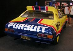 I spotted this car in one of the merchandise areas at Summernats 2012, and had a quick look. A pretty accurate replica of the Roop/ Charli...