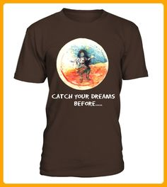Catch your dreams before - Yoga shirts (*Partner-Link)