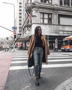 Downtown LA Winter