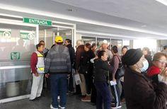 Evacuan personal y pacientes del IMSS debido a un corto circuito que se registro al interior. http://ift.tt/2hqI7IY