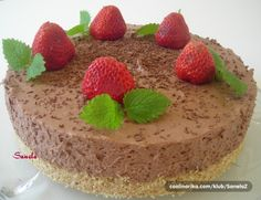 Cokoladni kolac sa sirom — Coolinarika