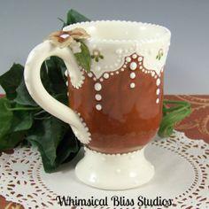 Whimsical Bliss Studios - Garden Mug