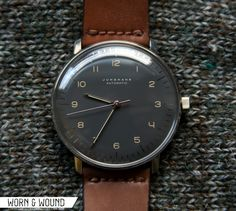 There are few watches on the market today that are as timeless and iconic as those designed by Max Bill for the German watchmaker, Junghans. The Max Bill line is...Read more »