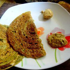 Instant Pesarattu Mix  ( Quick recipe)