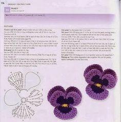 Letters and Arts of Lala: Irish crochet