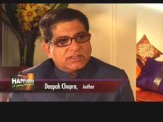 Happiness series with Deepak Chopra - doctor-philosopher, speaks on aging.