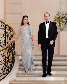 William, Kate, George & Charlotte