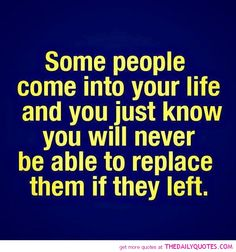 Some People……….