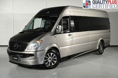 Search Used Mercedes-Benz Sprinter listings. Find the best selection of pre-owned Mercedes-Benz Sprinter For Sale in the US. Mercedes Van, Used Mercedes Benz, Benz Sprinter, Mercedes Sprinter, Luxury Van, Vw Crafter, Dupont Registry, Van Life, View Photos