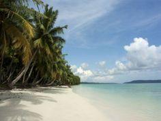 L'archipel des îles Andaman abrite la plage de Havelock. Sable blanc, eau transparente et jungle luxuriante sont au rendez-vous.