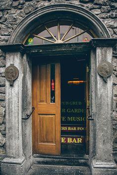 Door in Kilkenny, Ireland