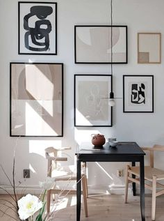 Beautiful Home Interior Design Blog, Küchen Design, House Design, Inspiration Wall, Interior Inspiration, Modern Interior Design, Interior Styling, Industrial Wall Art, Interior Minimalista