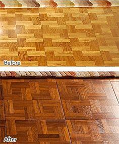 Refinishing Teak Floors