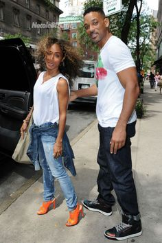 Will-and-Jada-Pinkett-Smith-luv her natural curls! Jaden Smith, Will And Jada Smith, Black Love, Beautiful Black Women, Beautiful People, Beautiful Children, Jada Pinkett Smith, Willow Smith, Famous Couples