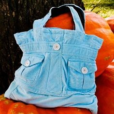 Blue Blazin Bag | AllFreeSewing.com