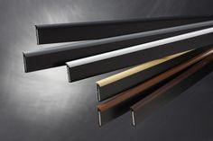 RF1 comes in a variation of colours to suit all doors
