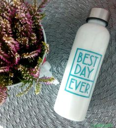 Best Day Ever, Good Day, Shampoo, Personal Care, Bottle, Buen Dia, Good Morning, Self Care, Hapy Day