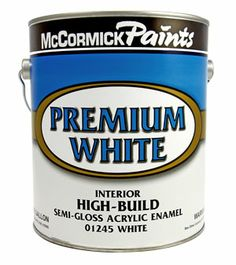 Proclassic 174 Interior Waterbased Acrylic Alkyd Enamel Is A Tough And Durable Coating That