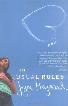 The Usual Rules: A Novel: Joyce Maynard: 9780312283698: Amazon.com: Books