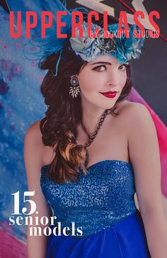 Alyssa Martin Senior Model Magazine Cover Contest - Bookout Studios Blog - Senior pictures