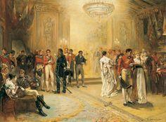 The Duchess of Richmond's Ball by Robert Hillingford.